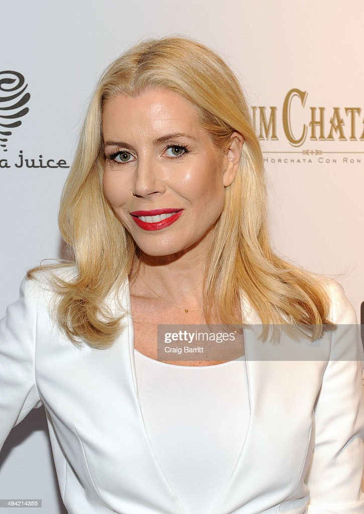 <a gi-track='captionPersonalityLinkClicked' href=/galleries/search?phrase=Aviva+Drescher&family=editorial&specificpeople=8624423 ng-click='$event.stopPropagation()'>Aviva Drescher</a> attends OK! Magazine's 'So Sexy' NY party at Marquee on May 28, 2014 in New York City.