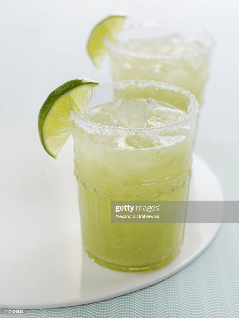 Avocado Cocktail : Stock Photo