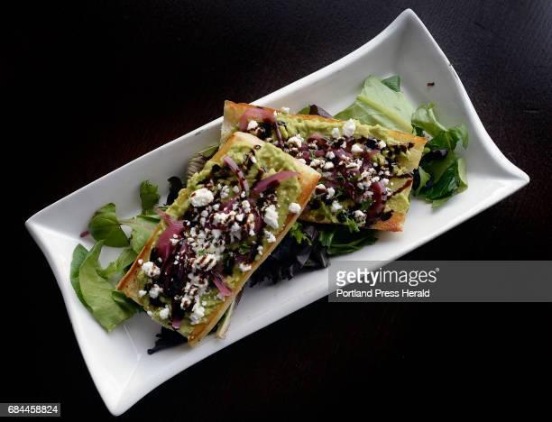 Avocado toast at Ri Ra in Portland Wednesday May 17 2017