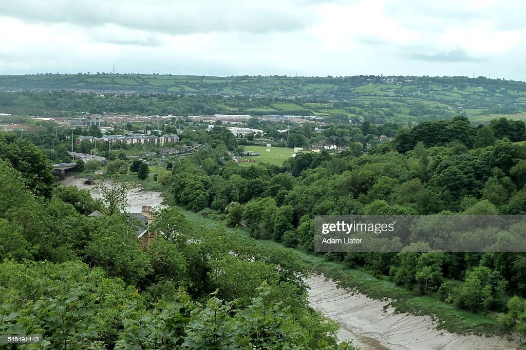 Avon Gorge and countryside