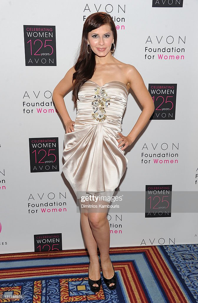 Avon Voices Judge, Filipina singer and actress Lea Salonga attends the celebration of Avon's 125th Anniversary at the Avon Foundation Global Voices for Change Gala at Marriott Marquis Times Square on November 2, 2011 in New York City.