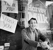 CA: 27th November 1978 - Politician & Gay Rights Activist Harvey Milk Asassinated