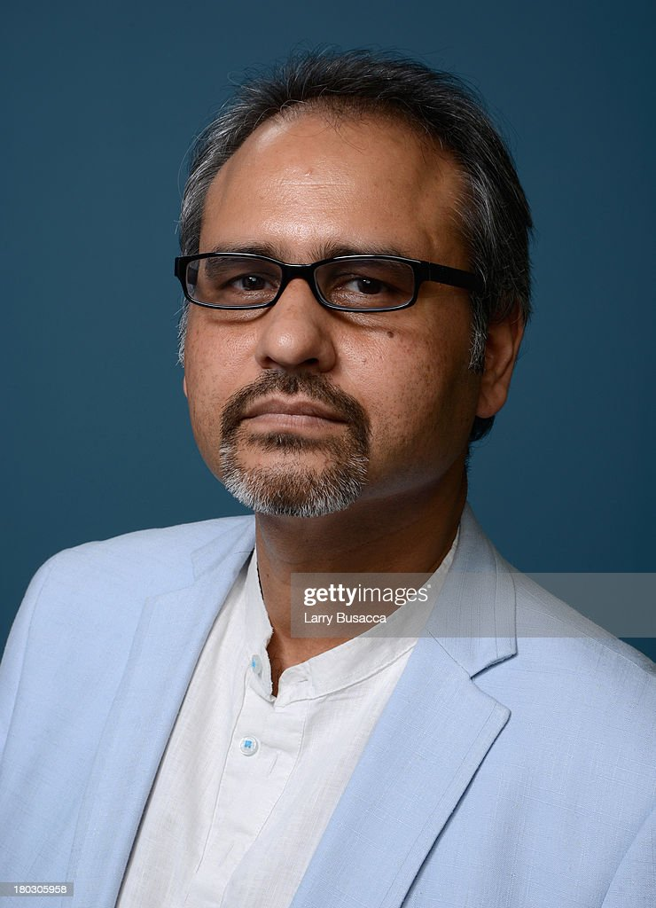 Avtar Panesar of 'Random Desi Romance' poses at the Guess Portrait Studio during 2013 Toronto International Film Festival on September 11, 2013 in Toronto, Canada.
