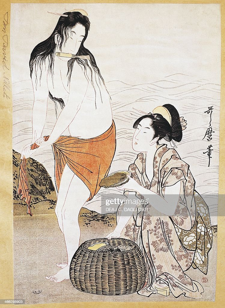 Kitagawa Utamaro Getty Images