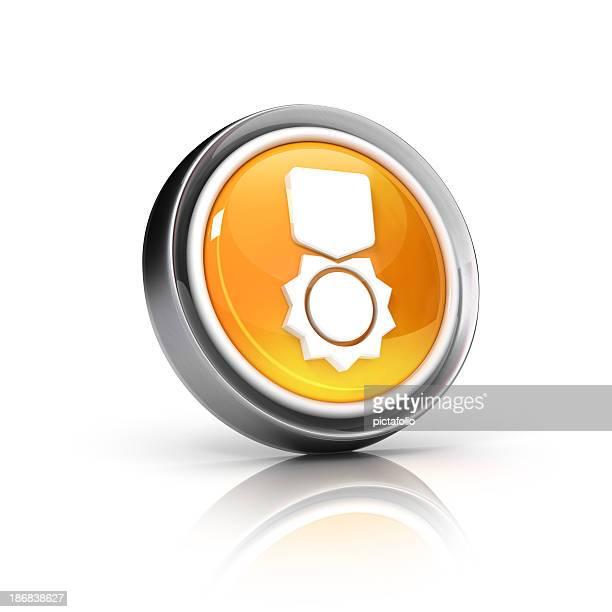award 3d icon