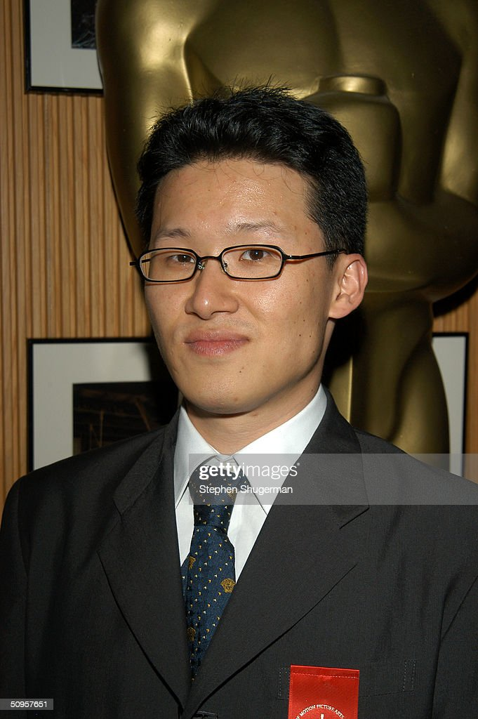 Award winner Sukwon Shin attends the 31st Annual Student Academy Awards at the Academy of Motion Pictures Arts and Sciences June 13 2004 in Beverly...