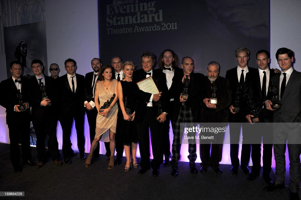 The 57th Evening Standard Theatre Awards - After Party