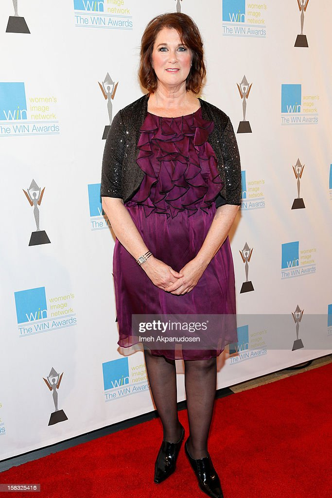 Awards Founder Phyllis Stuart attends the 14th Annual Women's Image Network Awards at Paramount Theater on the Paramount Studios lot on December 12, 2012 in Hollywood, California.