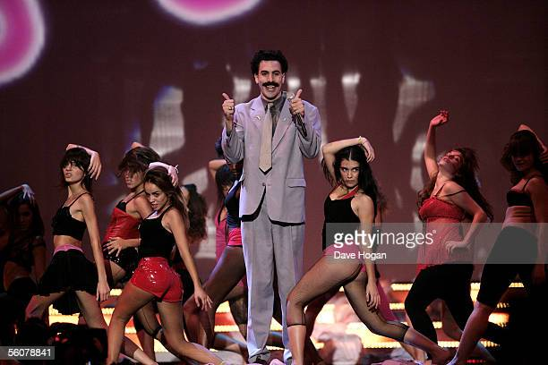 Eurovision Song Contest 2017 - PORTUGAL WINS !!! - Page 20 Awards-host-borat-is-seen-on-stage-at-the-12th-annual-mtv-europe-picture-id56078841?s=612x612