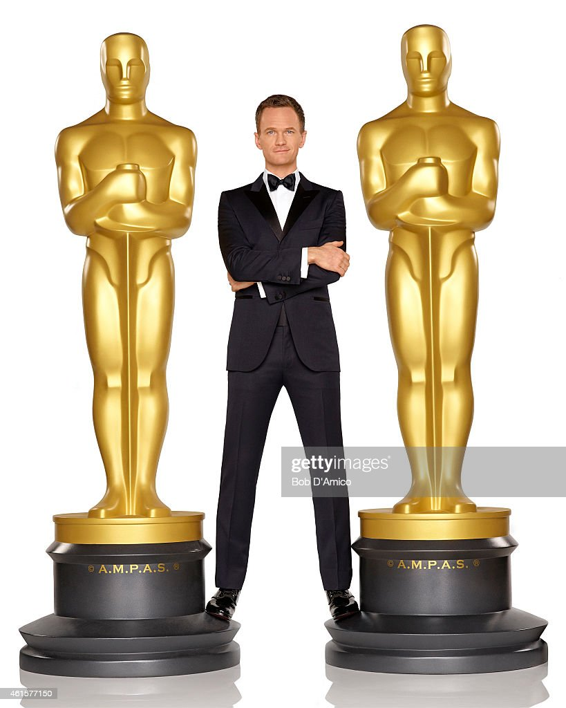 THE OSCARS - Award-winning star of stage and screen <a gi-track='captionPersonalityLinkClicked' href=/galleries/search?phrase=Neil+Patrick+Harris&family=editorial&specificpeople=210509 ng-click='$event.stopPropagation()'>Neil Patrick Harris</a> will host the 87th Oscars. This will be Harris's first time hosting the ceremony. The show will air live on ABC on Oscar Sunday, February 22, 2015.
