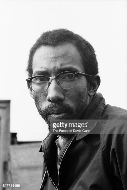 Awardwinning writer distinguished academic and teacher photographer and musician Julius Lester poses for a portrait in December 1968 in New York City...