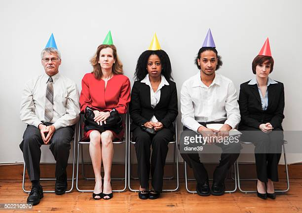 Awkward Office Party
