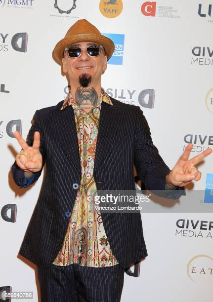 Ax attends Diversity Media Awards Charity Gala Dinner on May 29 2017 in Milan Italy