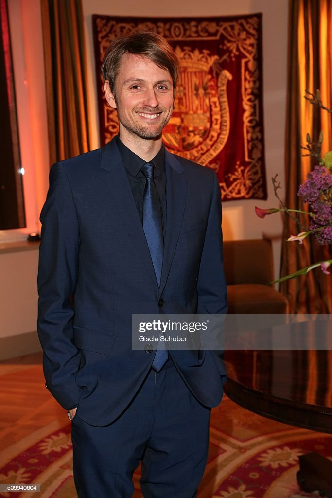 Axel Schreiber during the Bunte and BMW Festival Night 2016 during the 66th Berlinale International Film Festival Berlin on February 12, 2016 in Berlin, Germany.