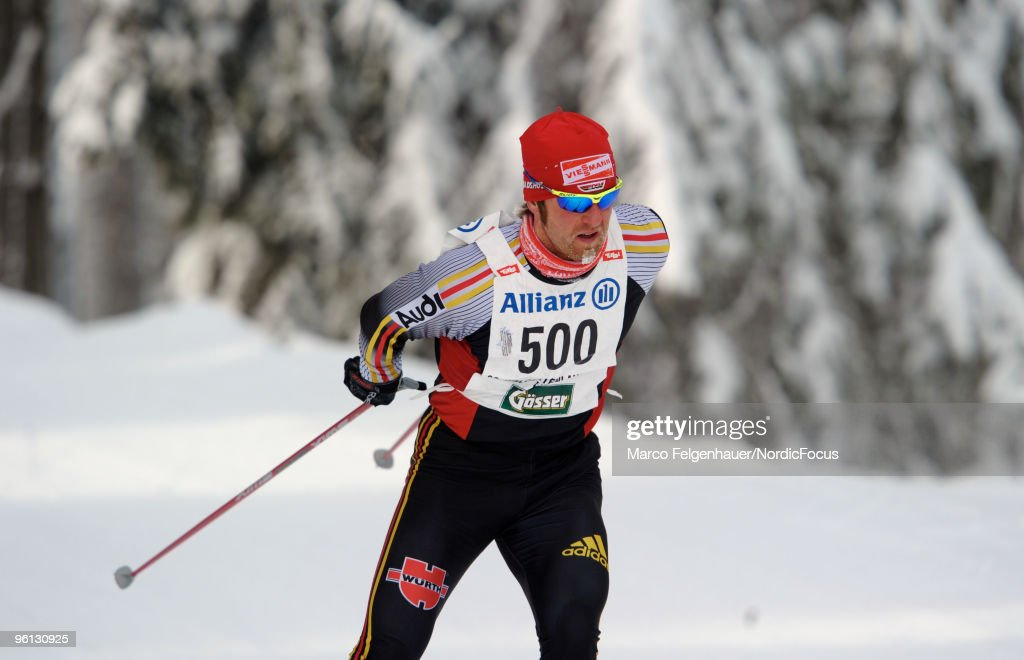 FIS Marathon Cup In Dolomite Mountains