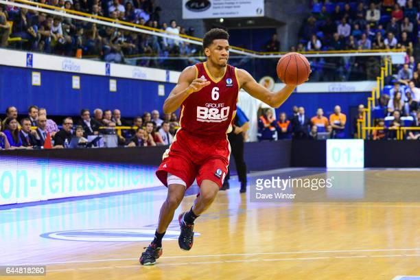 Axel TOUPANE Paris Levallois / Strasbourg EuroCup Photo Dave Winter / Icon Sport