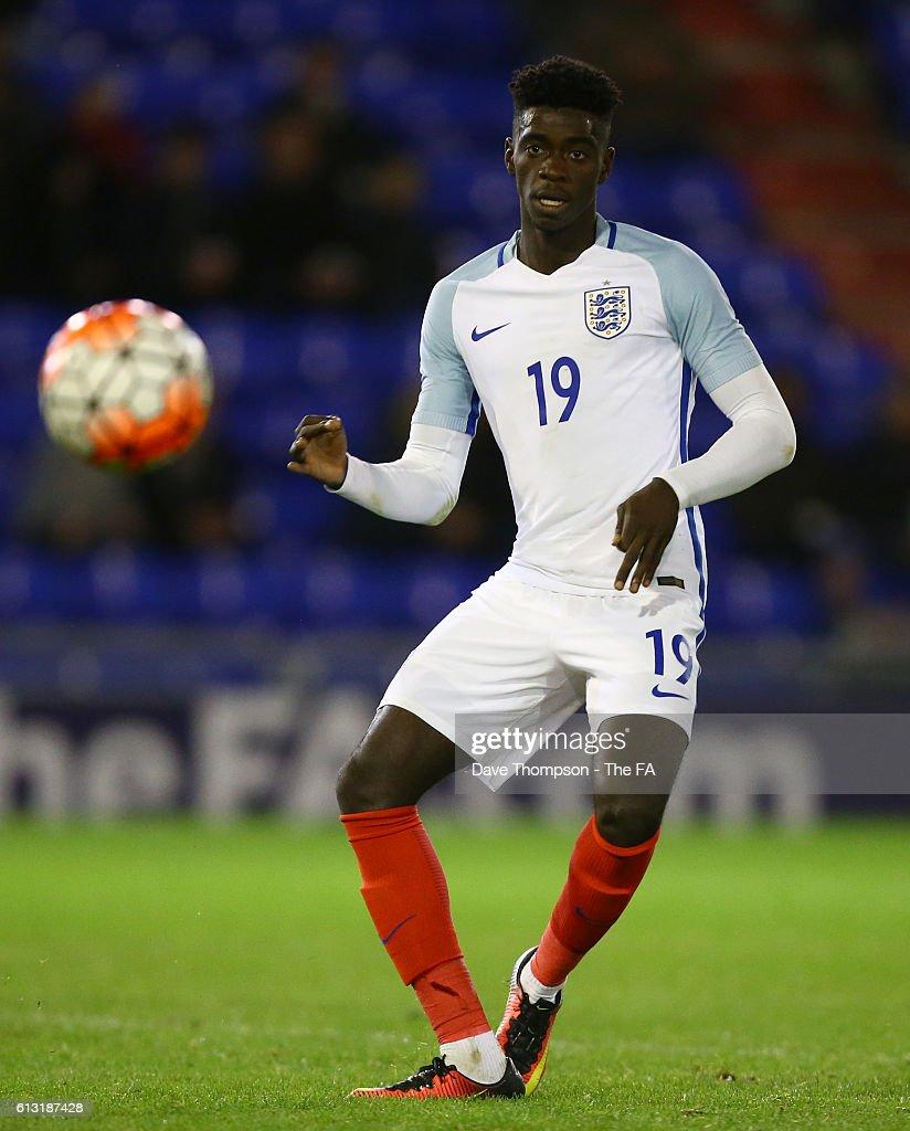 England U20 v Netherlands U20 - International Match : News Photo