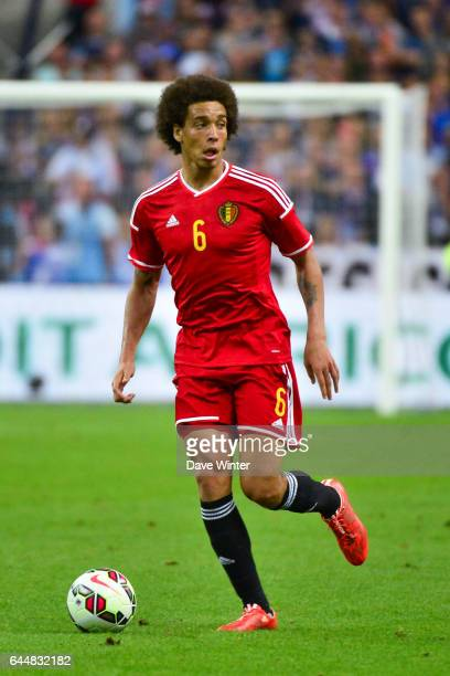 Axel WITSEL France / Belgique Match Amical Photo Dave Winter / Icon Sport
