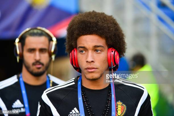 Axel WITSEL / Naer CHADLI France / Belgique Match Amical Photo Dave Winter / Icon Sport