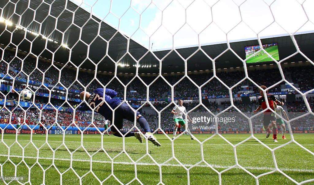 Belgium v Republic of Ireland - Group E: UEFA Euro 2016