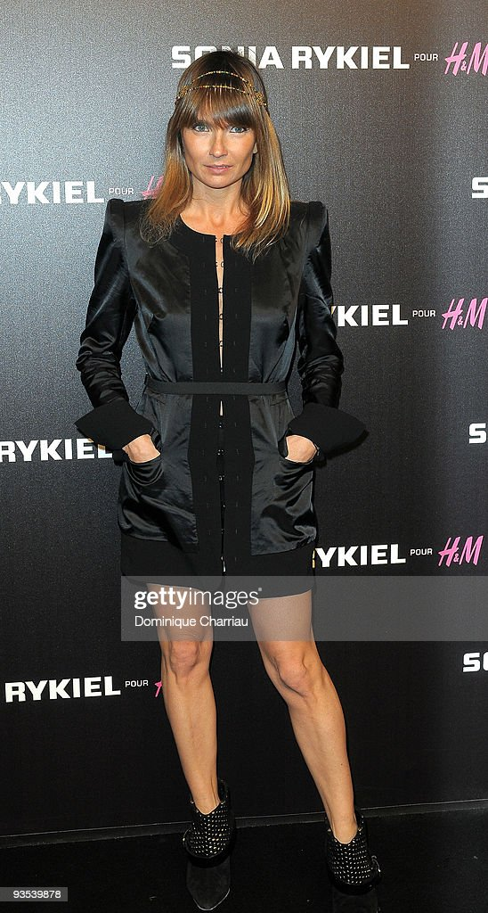 Sonia Rykiel & H&M Underwear Collection Launch - Party in Le Grand Palais