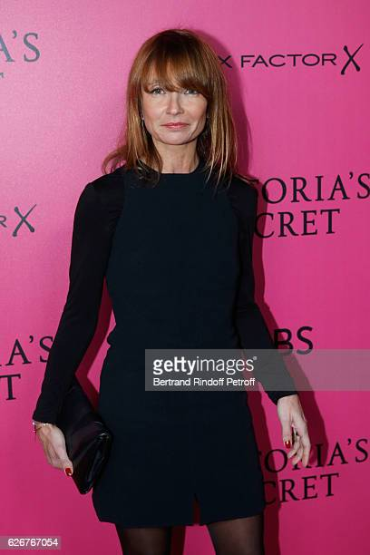 Axelle Laffont attends the 2016 Victoria's Secret Fashion Show Held at Grand Palais on November 30 2016 in Paris France