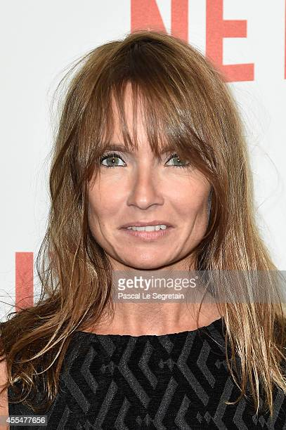 Axelle Laffont attends the 'Netflix' Launch Party at Le Faust on September 15 2014 in Paris France