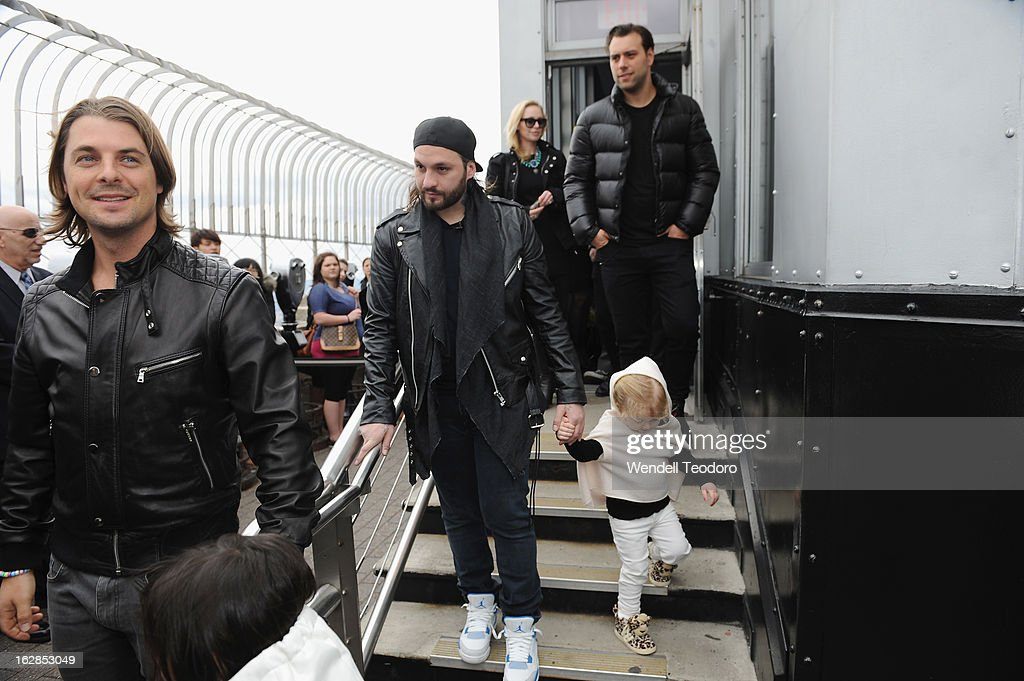 <a gi-track='captionPersonalityLinkClicked' href=/galleries/search?phrase=Axwell&family=editorial&specificpeople=5989822 ng-click='$event.stopPropagation()'>Axwell</a>, <a gi-track='captionPersonalityLinkClicked' href=/galleries/search?phrase=Steve+Angello&family=editorial&specificpeople=5737645 ng-click='$event.stopPropagation()'>Steve Angello</a> and Sebastian Ingrosso of Swedish House Mafia attend the lighting of The Empire State Building on February 28, 2013 in New York City.