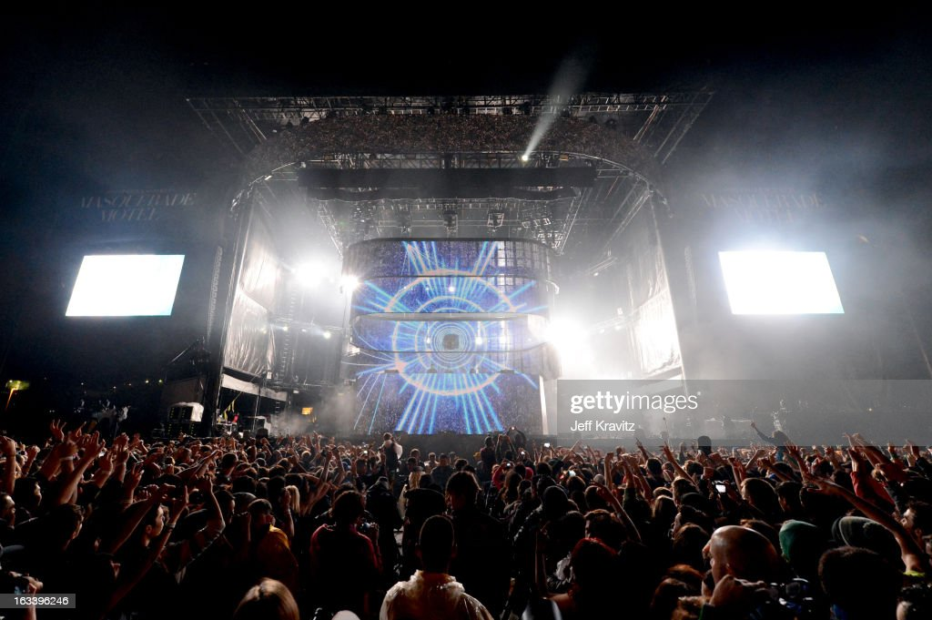 Swedish House Mafia - Masquerade Motel - Los Angeles, CA - Night 1