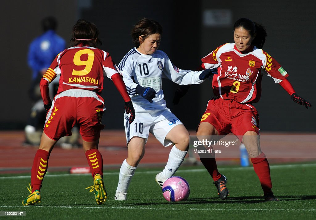 INAC Kobe Leonessa v Okayama Yunogo Belle - All Japan Women's Soccer Championship Semi Final