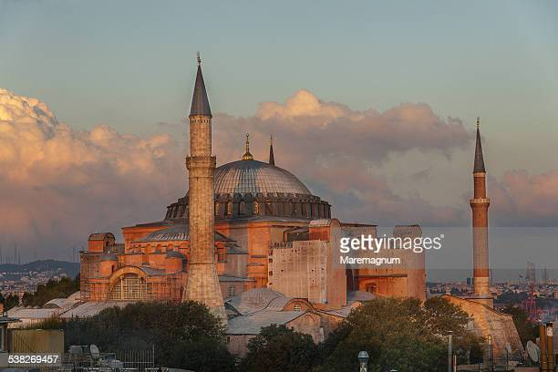 Aya Sofia, Hagia Sophia