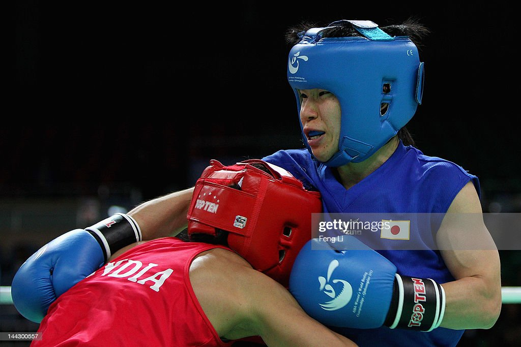 AIBA Women's World Championships Qinhuangdao 2012 - Preliminary