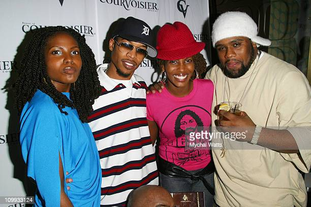 Ayana Skinny Deville Ayinke and Big V From the Nappy Roots