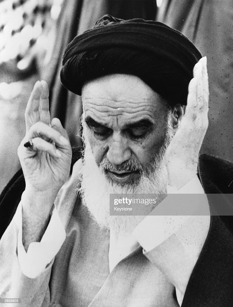 17 May 1900 Iran's Spiritual Leader Ayatollah Ruhollah