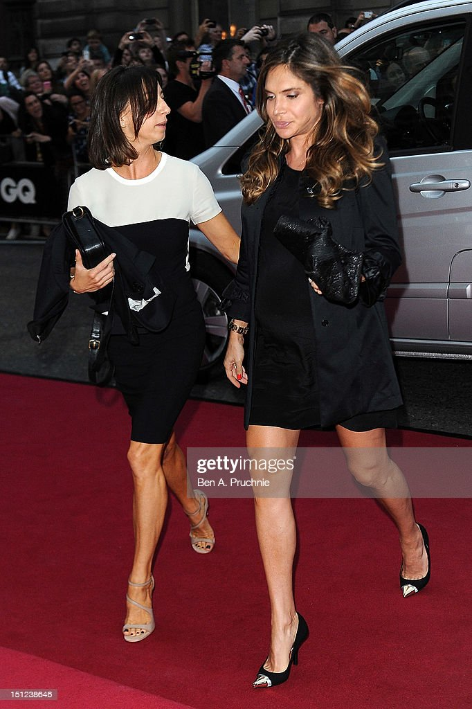 <a gi-track='captionPersonalityLinkClicked' href=/galleries/search?phrase=Ayda+Field&family=editorial&specificpeople=2305157 ng-click='$event.stopPropagation()'>Ayda Field</a> (R) attends the GQ Men of the Year Awards 2012 at The Royal Opera House on September 4, 2012 in London, England.