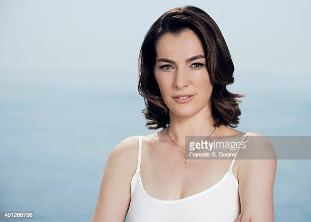 Ayelet Zurer poses for a portrait at the 54th Monte Carlo TV Festival on June 11 2014 in MonteCarlo Monaco
