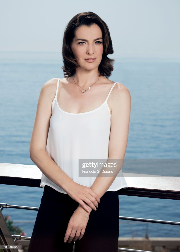 Ayelet Zurer poses for a portrait at the 54th Monte Carlo TV Festival on June 11, 2014 in Monte-Carlo, Monaco.