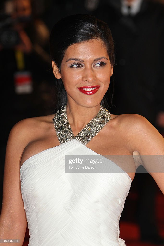 Ayem arrives at the NRJ Music Awards 2013 at Palais des Festivals on January 26, 2013 in Cannes, France.
