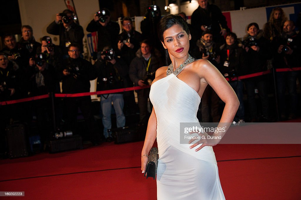 Ayem attends the NRJ Music Awards 2013 at Palais des Festivals on January 26, 2013 in Cannes, France.