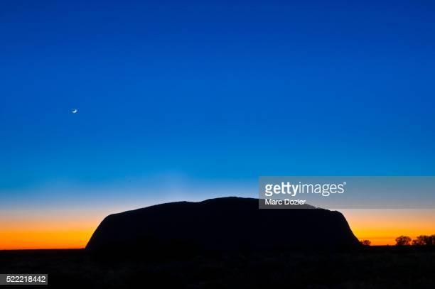 Ayers Rock or Uluru