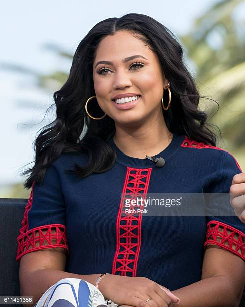 Ayesha Curry joins Mario Lopez in the mobile gaming market with a new casino slots app titled 'EXTRA Slot Stars' at Universal CityWalk on September...