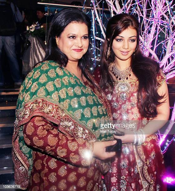 Ayesha Takia Azmi Stock Photos And Pictures