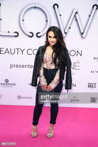 Aylin Melisa attends the GLOW The Beauty Convention on May 13 2017 in Duesseldorf Germany