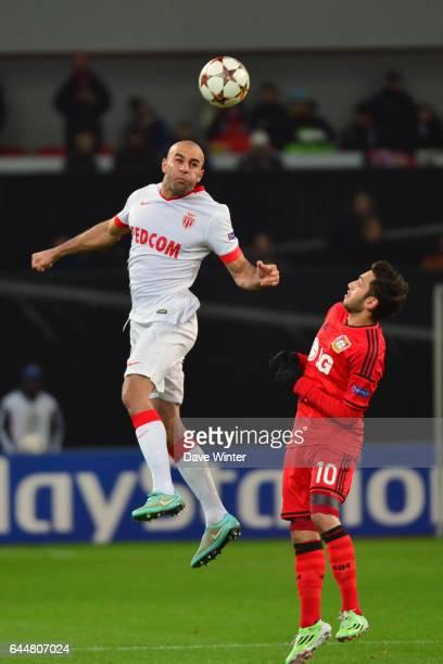 Aymen ABDENNOUR / Hakan CALHANOGLU Bayer Leverkusen / Monaco Champions League Photo Dave Winter / Icon Sport