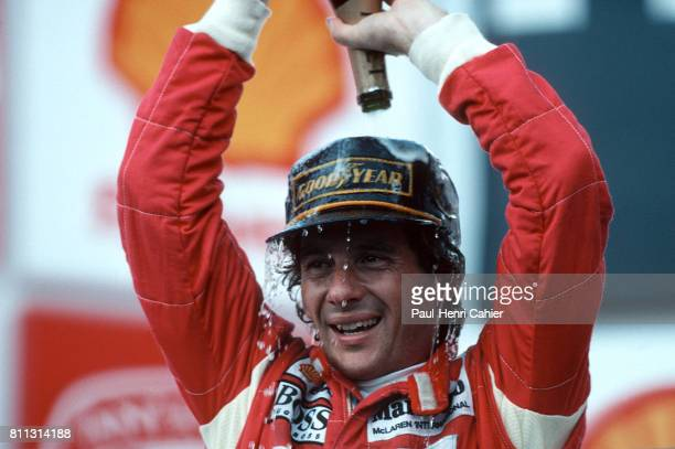 Ayrton Senna Grand Prix of Brazil Interlagos 28 March 1993