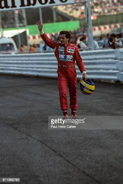 Ayrton Senna Grand Prix of Japan Suzuka 24 October 1993
