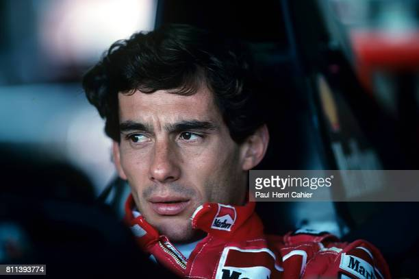 Ayrton Senna Grand Prix of Mexico Hermanos Rodriguez 22 March 1992