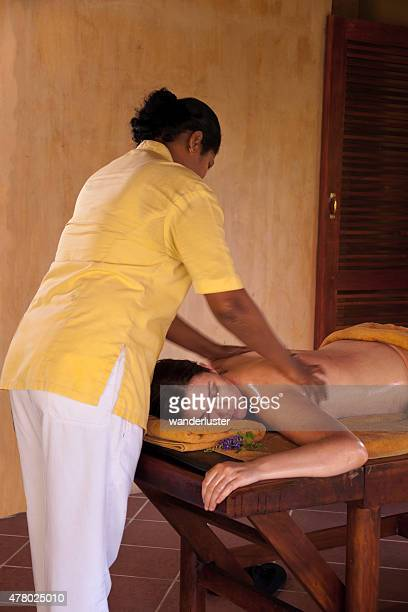 Ayurveda massage in Sri Lanka