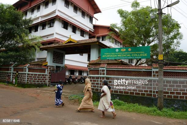 Ayurvedic retreat in Kerala Practical work for the students of the PNNM Ayurveda Medical College Many doctors are formed after 6 years of studies The...