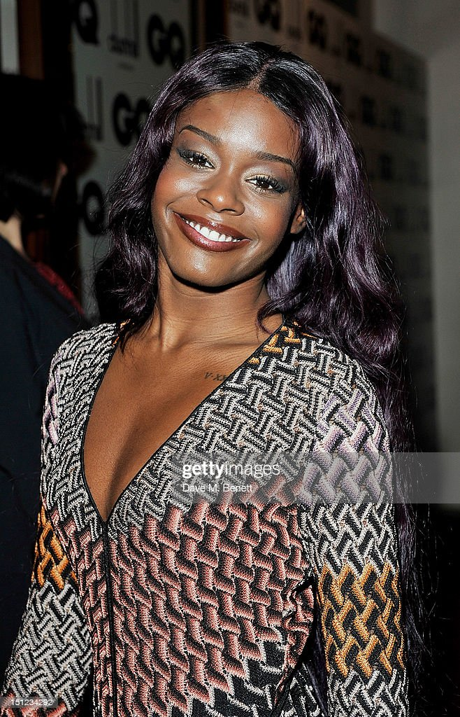 Azealia Banks arrives at the GQ Men Of The Year Awards 2012 at The Royal Opera House on September 4, 2012 in London, England.